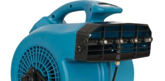Misting Fans and Systems